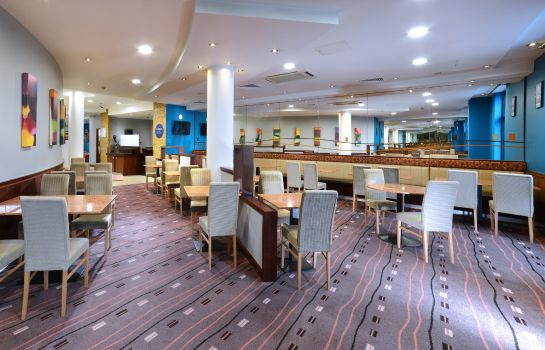 Hotel-Bar Holiday Inn Express DUBLIN AIRPORT