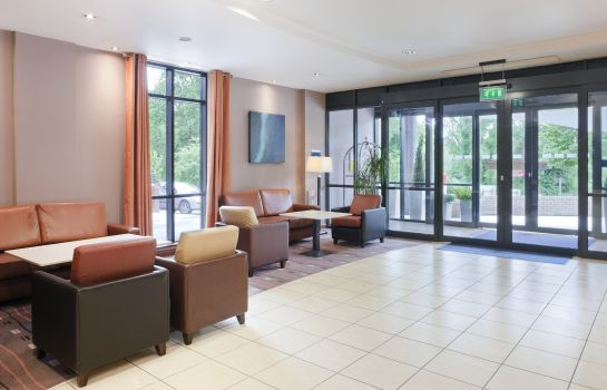 Hotelhalle Holiday Inn Express DUBLIN AIRPORT
