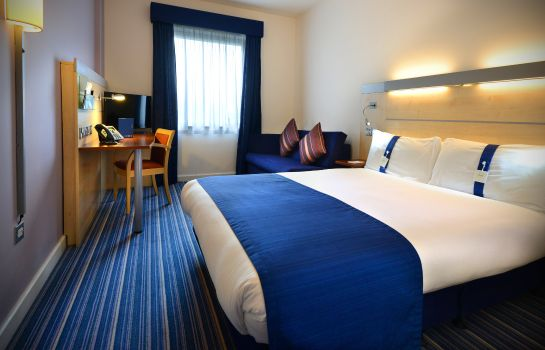 Zimmer Holiday Inn Express DUBLIN AIRPORT