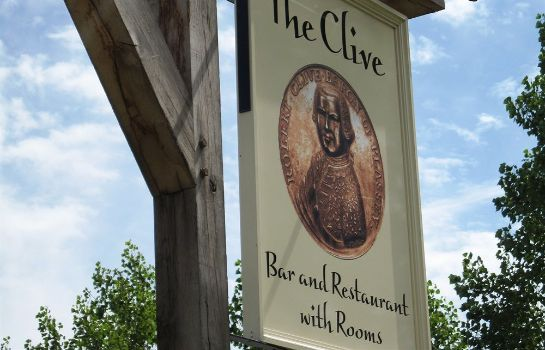 info The Clive Restaurant with Rooms