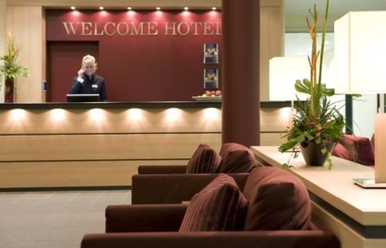 Hotelhalle WELCOME Hotel