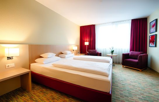 Chambre double (confort) WELCOME Hotel