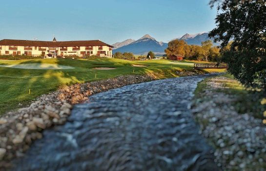 Terrain de golf Hotel International