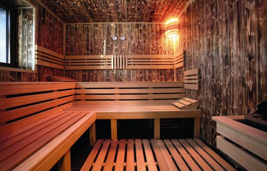 Sauna Hotel International