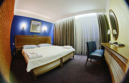 Chambre double (standard) Hotel International
