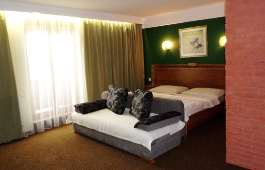 Chambre double (confort) Hotel International