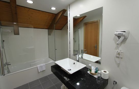 Bathroom Hotel And Spa Real Jaca