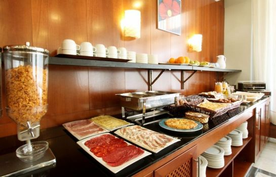 Breakfast room Hotel And Spa Real Jaca