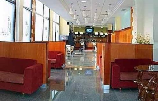 Lobby Hotel And Spa Real Jaca