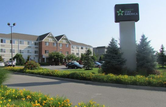 Vue extérieure EXTENDED STAY AMERICA FISHKILL