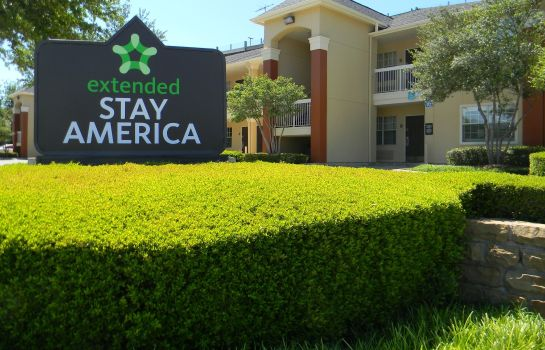 Vista exterior Extended Stay America Medical