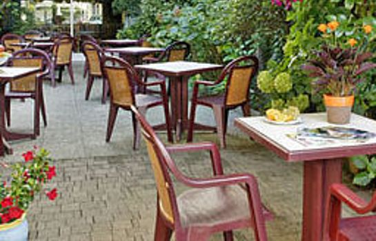 Terrasse Hotel The Originals de Bordeaux Bergerac (ex Inter-Hotel)