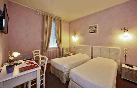Doppelzimmer Standard Hotel The Originals de Bordeaux Bergerac (ex Inter-Hotel)