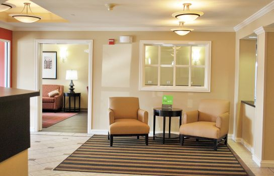 Hotelhalle EXTENDED STAY AMERICA CENTRAL