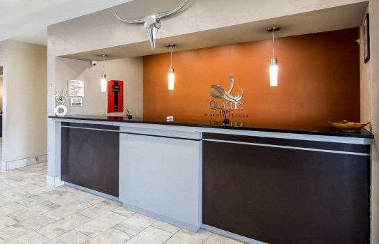 Hotelhalle Quality Inn Fort Worth