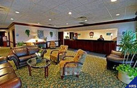 Hotelhal Best Western Fort Mitchell Inn