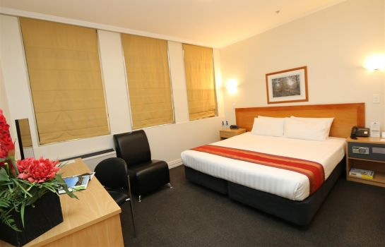 Suite President Hotel Auckland