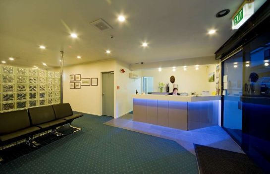 Hotelhalle BEST WESTERN ELLERSLIE INTERNATIONAL