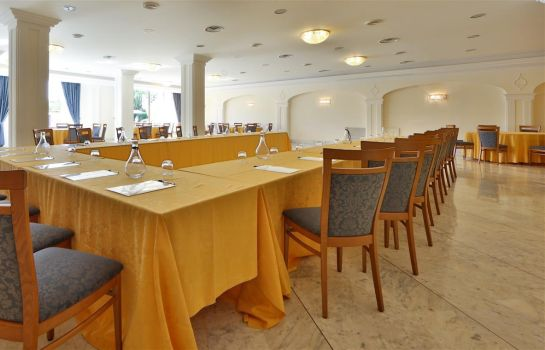 Conference room Best Western Hotel Fiuggi Terme Resort & SPA