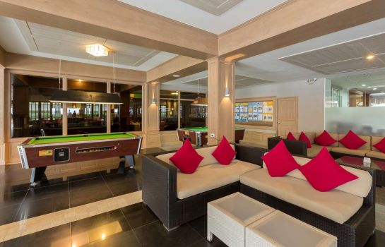 Hotel bar Best Western Premier Bangtao Beach Resort & Spa