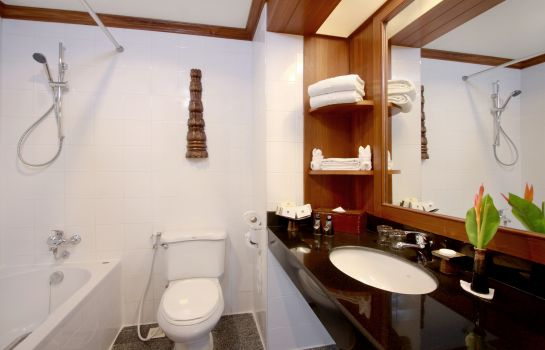 Bathroom Best Western Premier Bangtao Beach Resort & Spa