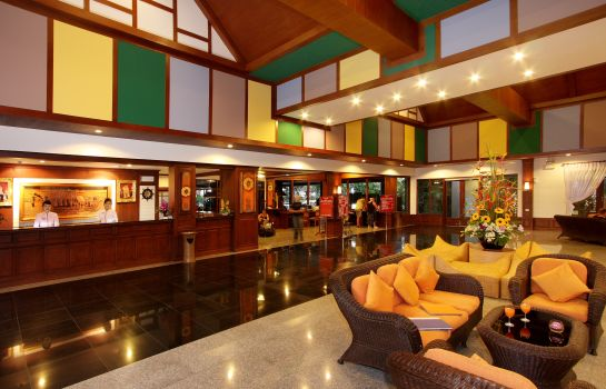 Lobby Best Western Premier Bangtao Beach Resort & Spa