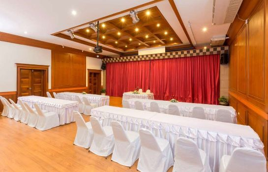 Conference room Best Western Premier Bangtao Beach Resort & Spa