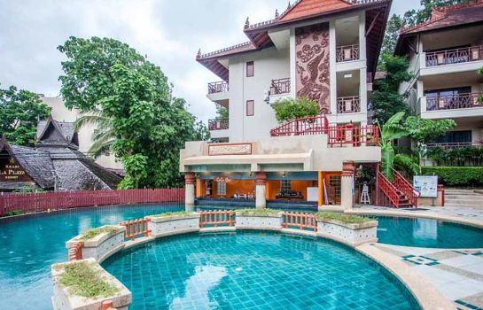 Bar hotelowy Anyavee Ao Nang Bay Resort