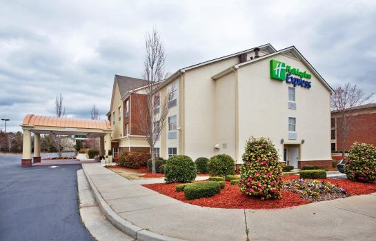 Vista exterior Holiday Inn Express ALPHARETTA - ROSWELL