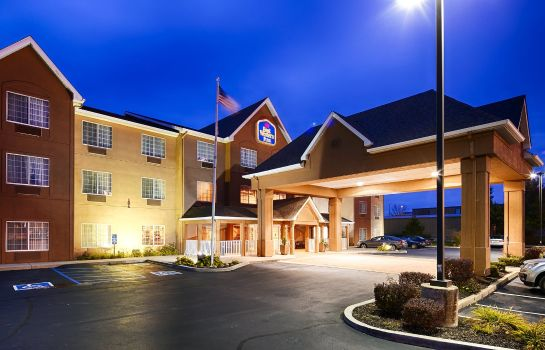 Vista esterna Best Western Plus Fort Wayne Inn & Suites North