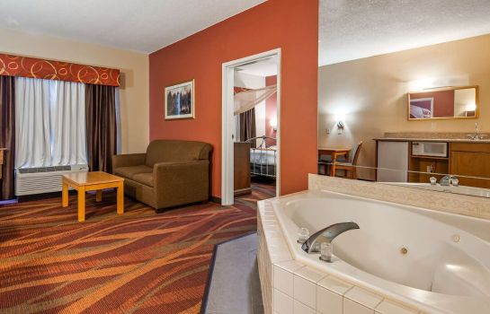 Suite Best Western Plus Fort Wayne Inn & Suites North