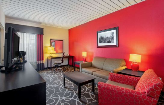 Suite La Quinta Inn & Suites by Wyndham Elkview - Charleston NE