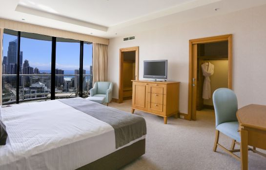 Suite Crowne Plaza SURFERS PARADISE