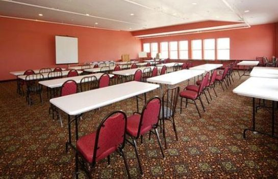 Sala konferencyjna Crown Choice Inn & Suites Lakeview & Waterpark