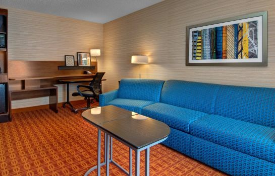 Zimmer Fairfield Inn & Suites Fort Worth I-30 West Near NAS JRB