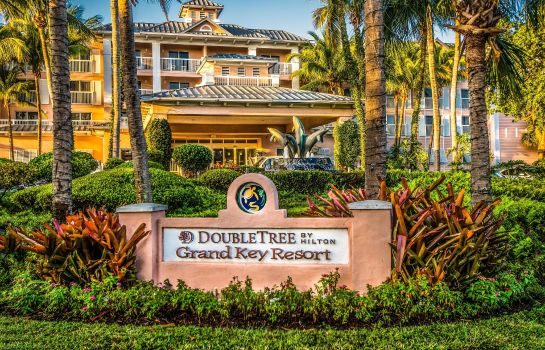Vue extérieure DoubleTree Resort by Hilton Grand Key - Key West