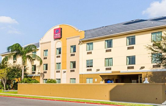 Vista esterna Comfort Suites At Plaza Mall