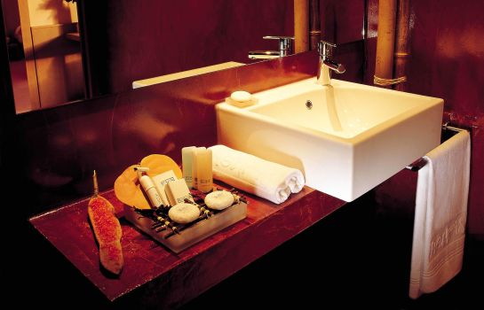 Badezimmer Methis Hotel & SPA