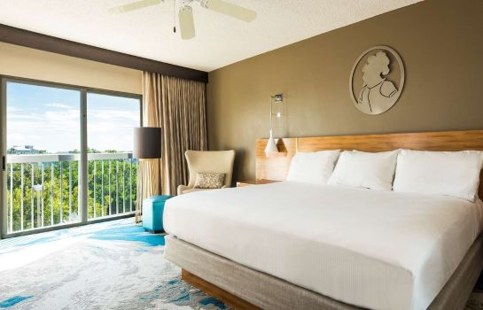 Zimmer DoubleTree Resort by Hilton Grand Key - Key West