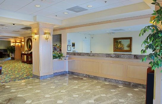 Hotelhalle Holiday Inn Express BOCA RATON-WEST