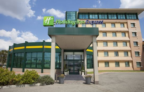 Vista esterna Holiday Inn Express BOLOGNA - FIERA