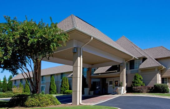 Vista esterna Holiday Inn Express BRASELTON