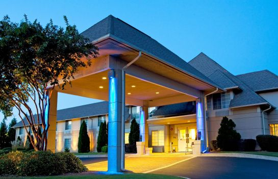 Exterior view Holiday Inn Express BRASELTON