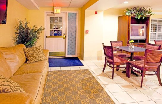 Hall de l'hôtel Holiday Inn Express BRASELTON