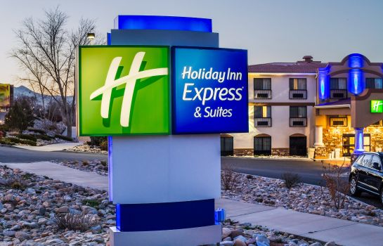 Außenansicht Holiday Inn Express & Suites MOAB