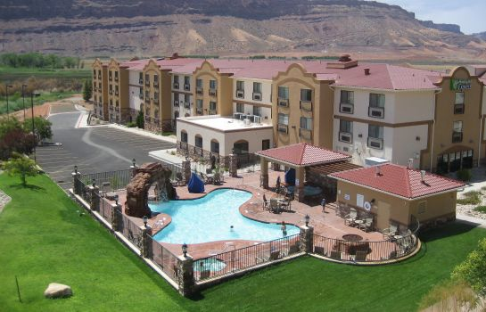 Buitenaanzicht Holiday Inn Express & Suites MOAB