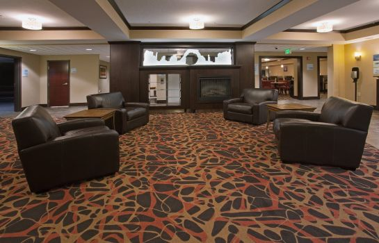 Hotelhalle Holiday Inn Express & Suites MOAB