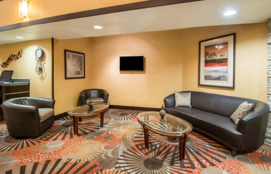 Hotelhalle Holiday Inn Express CASPER-I-25