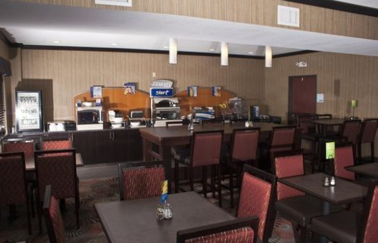 Restaurant Holiday Inn Express CASPER-I-25