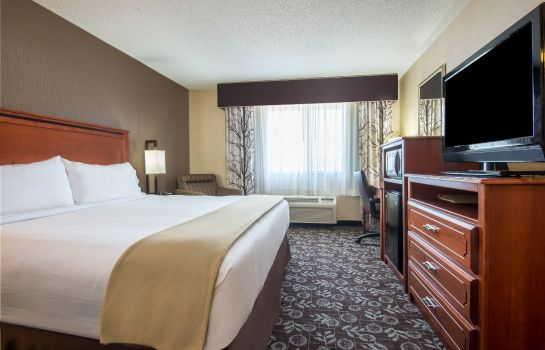 Zimmer Holiday Inn Express CASPER-I-25